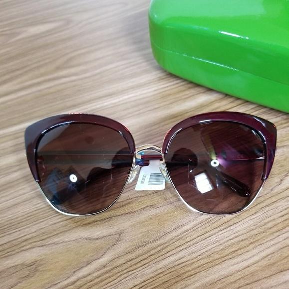 00b5581f6304 kate spade Accessories | Abinaya Cat Eye Sunglasses With Case | Poshmark